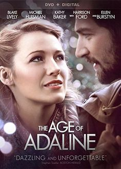 Age Of Adaline, The (DVD + UltraViolet) on DVD from Lions Gate Films. Directed by Lee Toland Krieger. Staring Kathy Baker, Ellen Burstyn, Harrison Ford and Michiel Huisman. More Fantasy, Romance and Drama DVDs available @ DVD Empire. Chick Flick Movies, Best Chick Flicks, See Movie, Movie Tv, Für Immer Adaline, Movies Showing, Movies And Tv Shows, Harison Ford, Age Of Adaline