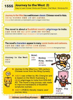 1555 Journey to the West (I)