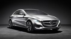 Mercedes Benz F 800 Style Concept 2012