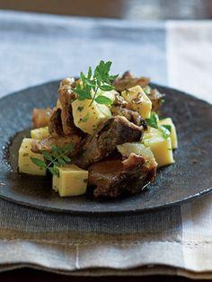 木の芽和えにオリーブオイルがイン|『ELLE a table』はおしゃれで簡単なレシピが満載!