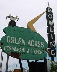 Green Acres Bowling..... Abilene Kansas