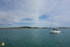 Le Cap d'Agde croisière en bateau en famille