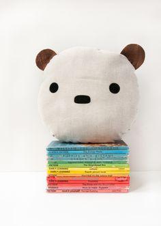 Children's Bear Cushion £15.00