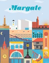 vintage british travel posters - Google Search