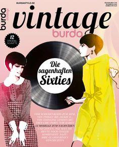 burda vintage – Entdecken Sie 12 neue burda vintage Modelle zum Nachnähen. Wir wie man sie heute noch cooler kombiniert. Dazu: Ihre glamourösen Geschichten! mehr...
