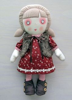 zoombie doll
