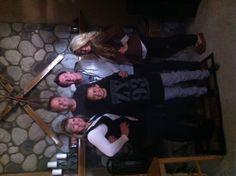 Todd Lisa and family