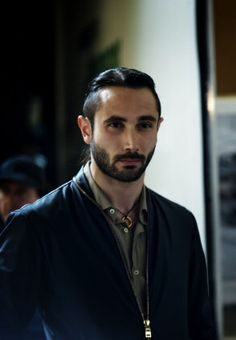 Mmmm Don Salvatore from Gomorra la serie Brilliant!