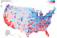 Jail incarceration rate Per residents age Facts About People, Beautiful Girl Body, War On Drugs, United States Map, World Geography, Us Map, State Of The Union, Princesa Diana, America