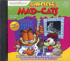 Garfield's Mad About Cats Simon & Schuster
