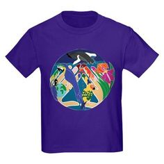 Tropical Creation Children's T-Shirt