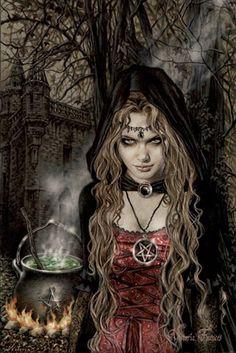 Victoria Frances: The Cauldron