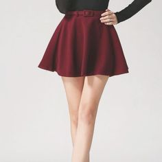 girls, outfit, pale, skirt