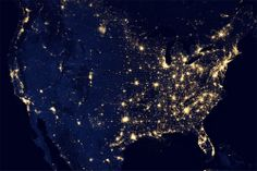 City Lights United States of America