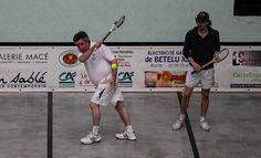 A Biarritz, pelote et tennis saluent la Renaissance du jeu de paume