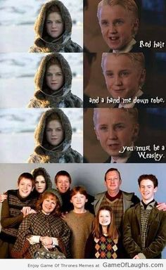 Ygritte+is+a+Weasley