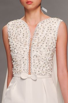 Georges Hobeika Couture S/S 2015