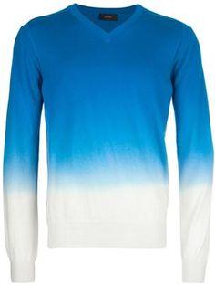 Joseph dip-dye sweater