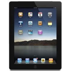Apple iPad Gen 2 16GB Wifi -