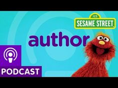 Sesame Street: Author (Word on the Street Podcast) - YouTube