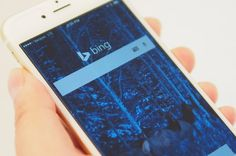 Bing App for iOS Now Lets Search Pictures With Your Camera