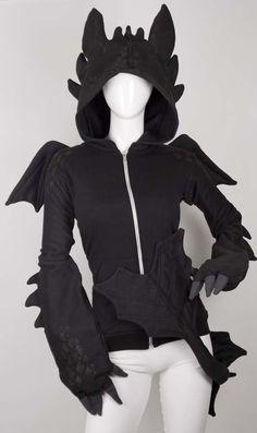 Как приручить дракона? / Худи / Модный сайт о стильной переделке одежды и интерьера