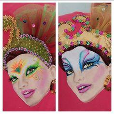 Blusas dama pintadas a mano con motivo de fantasía #armatupintacarnavalera #quienloviveesquienlogoza #carnavaldebarranquilla2016 #carnavaldelaarenosa #carnavalsomostodos #carnaval #camisetas #carnaval #carnavaldelosniños