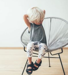 Marble legging | Zara Rock & Sand Capsule collection for tough boys | gomommygo.nl
