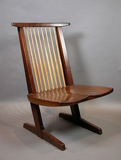 sam maloof rocking chair wonderfully crafted rocking chair with