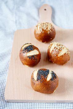la formula del biscotto: esperimento 36: panini laugenbrot