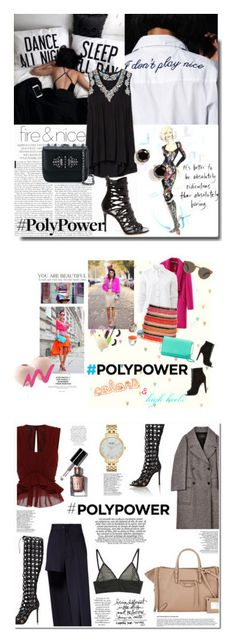 """""""Winners for What's Your Power Outfit?"""" by polyvore ❤ liked on Polyvore featuring Lilya, Kate Spade, Christian Louboutin, WardrobeStaple, polyvoreeditorial, partystyle, polyvorefashion, PolyPower, Chicnova Fashion and rag & bone"""