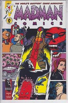 Dark Horse Madman Comics #5 (1994)