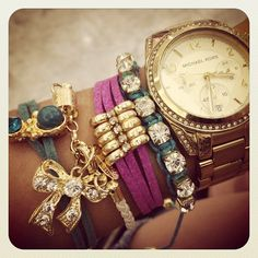 Yessss...I have this MK watch!