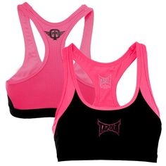 TapouT Womens Performance Bra Top [Black]