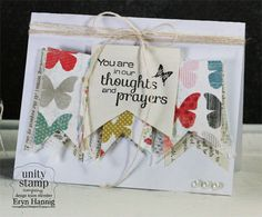 All About Hope {may 2013 sentiment kit} - Unity Stamp Co