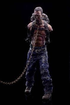 The Walking Dead Action Figure 1/6 Michonne´s Pet Zombie 1 - The Movie Store