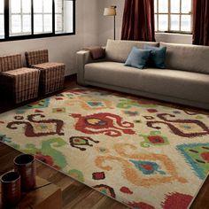 Elegant Bright Colors area Rugs