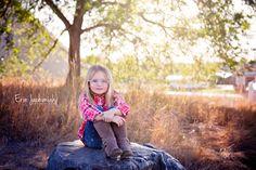 Fall Children's Photography - Denver Children's Photographer - Erin Jachimiak Photography