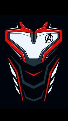 Spider-Man - Avengers: End Game Suit - marvel avengers Marvel Comic Universe, Comics Universe, Marvel Art, Marvel Dc Comics, Marvel Heroes, Marvel Characters, Marvel Cinematic Universe, Spiderman, Logo Super Heros