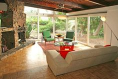 Open Floor Plans Are a Pillar of Mid-Century House Design