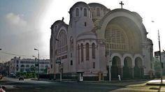 Basilique Church, El-Korba, Heliopolis, #Cairo