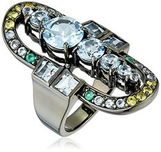 M.C.L by Matthew Campbell Laurenza Viking Corona Imperial Crown Ring, Size 7 -- See this great product.