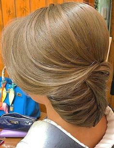 Chic Hairstyles, Updo Hairstyle, Wedding Hairstyles, Hair Arrange, Long Cut, Hair Reference, Hair Videos, Cut And Style, Hair Beauty