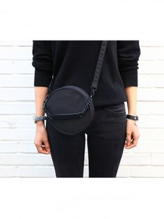 ITHINKSO Mini Earth Bag (Black)