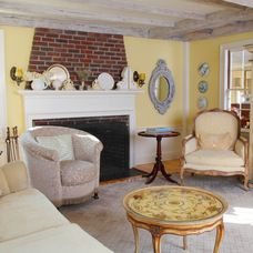 Beautiful Country Family Room