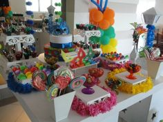 Decoração festa fantasia infantil: saiba fazer