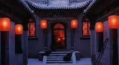 la linterna roja -Zhang Yimou