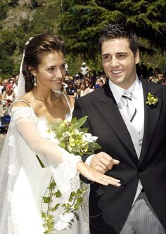 paula echevarria boda