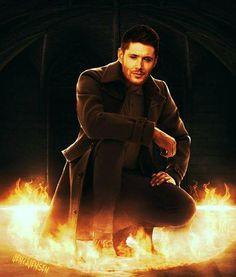 Demon Dean..... Is it wrong I find him still yummy?