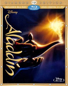 Aladdin Blu-ray: Diamond Edition